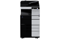 Konica Minolta Bizhub 458e Photocopier machine with WiFi (UK215)