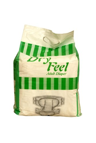 Dryfeel Adult Diaper Certifications: Iso 9001 Gmp