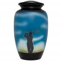 Golf Cremation Urn