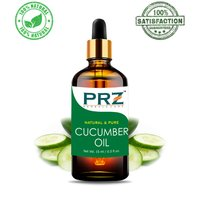 PRZ Cucumber Seed Cold Pressed Carrier Oil
