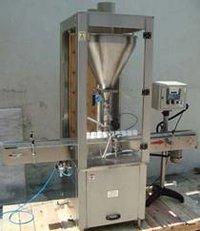 Automatic Single head Powder Filling Machine