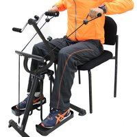 MINI GYM FOOT, LEGS AND ARMS EXERCISER MACHINE
