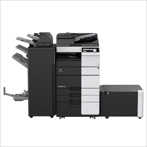 Photocopier machine with Out put Tray