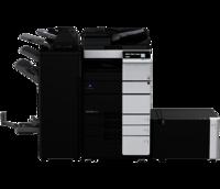Konica Minolta Bizhub 658e photocopier machine with Out put Tray (OT)
