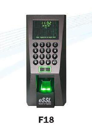 Standalone Fingerprint Time Attendance Access Control System