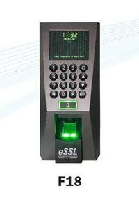 Standalone Fingerprint Time Attendance & Access Control System
