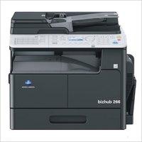 Konica Minolta Bizhub 266 Photocopier machine with Document feeder + Paper feeder