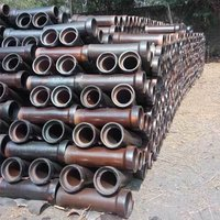 Stone Ware Glazed Pipes