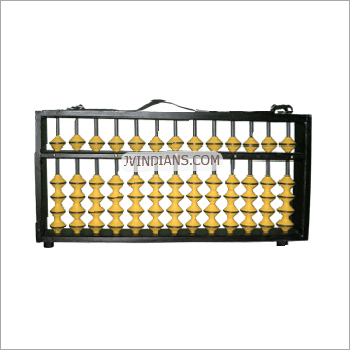 13 Rod Color Abacus
