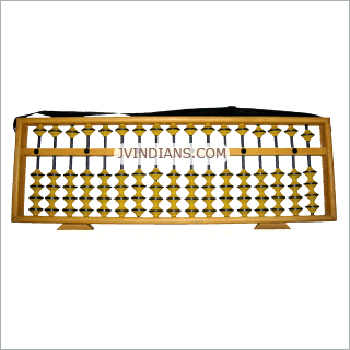 17 Rod Display Abacus