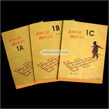 Junior Abacus Book