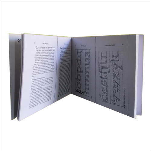 Calligraphy Teacher Manual Book