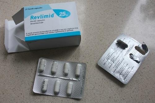 Revlimid 25 mg