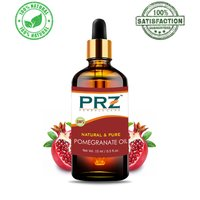 PRZ Pomegranate Seed Cold Pressed Carrier Oil