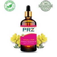 PRZ Evening Primrose Cold Pressed Carrier Base Oil