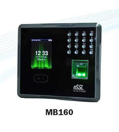 Milti Biometric Time Attendance Access Control System