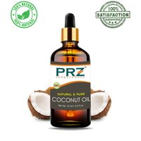 PRZ Coconut Extra Virgin Cold Pressed Carrier Oil