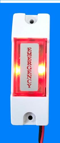 Illuminated panic Switch