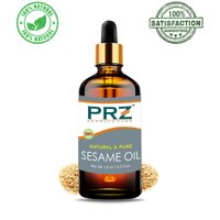 PRZ Sesame Seed Cold Pressed Carrier Oil