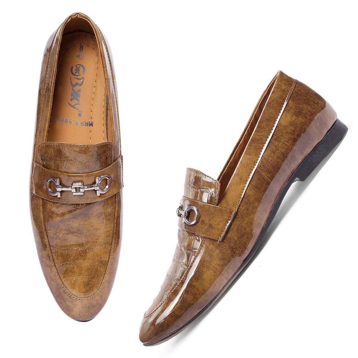 Mens High Fashion Casual Shoes