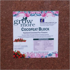 Nutrient Enriched Cocopeat for Flower