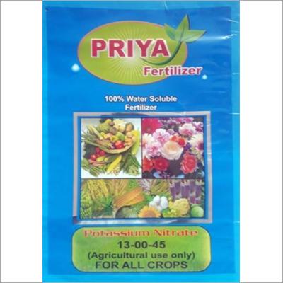 Potassium Niterate Fertilizer