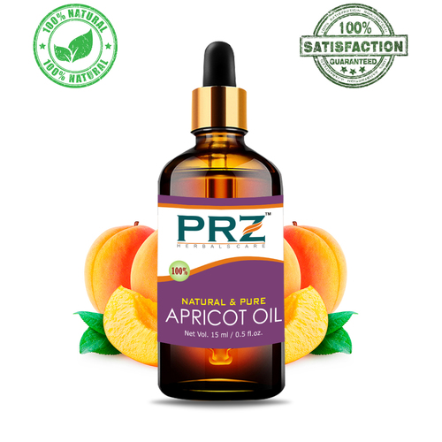 PRZ Apricot Cold Pressed Carrier Oil