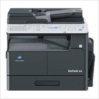 Konica Minolta Bizhub 306 Photocopier machine with Document feeder