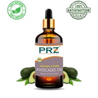 PRZ Avocado Cold Pressed Carrier Oil