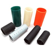 Single Walled Corrugated Pipes