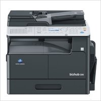 Konica Minolta Bizhub 306 Photocopier machine with Document feeder + Paper feeder