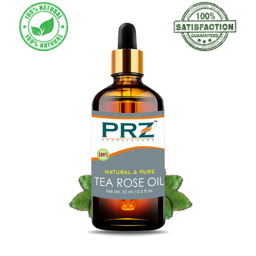 PRZ Tea Rose Essential Oil