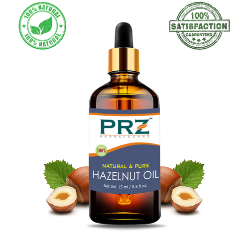 PRZ Hazelnut Cold Pressed Carrier Oil