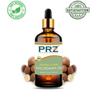 PRZ Macadamia Cold Pressed Carrier Oil