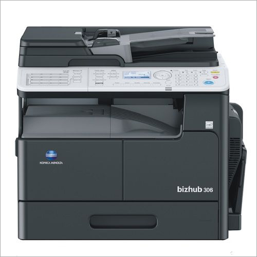 Photocopier with Document Feeder