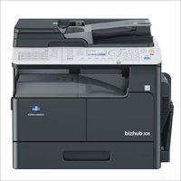Konica Minolta Bizhub 306 Photocopier machine with Document Feeder + Fax kit +WiFi