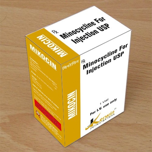 MENOCYCILINE 100MG
