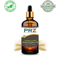 PRZ Wheat Germ Cold Pressed Carrier Oil
