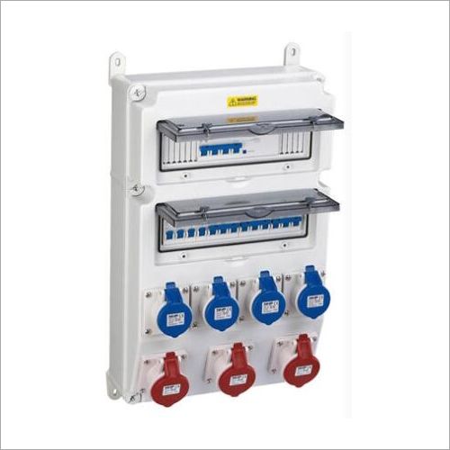 Wall Type Electrical Socket Distribution Box