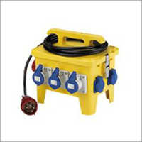 Portable Electrical Distribution Box
