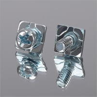 Square Washer Spring Sems Screw