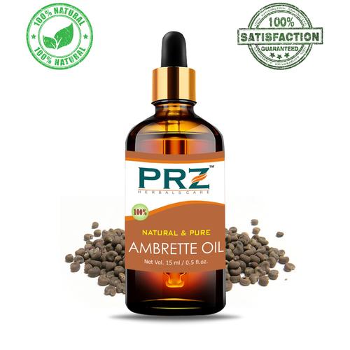 PRZ Ambrette Seed Essential Oil