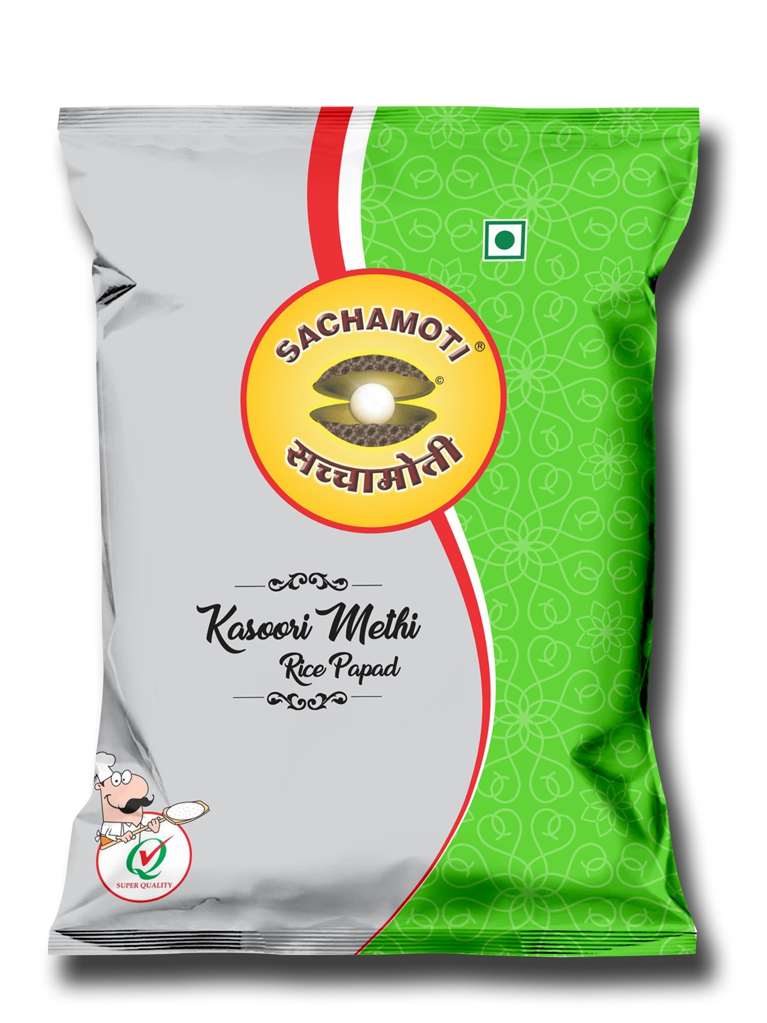 Sachamoti Rice Papad