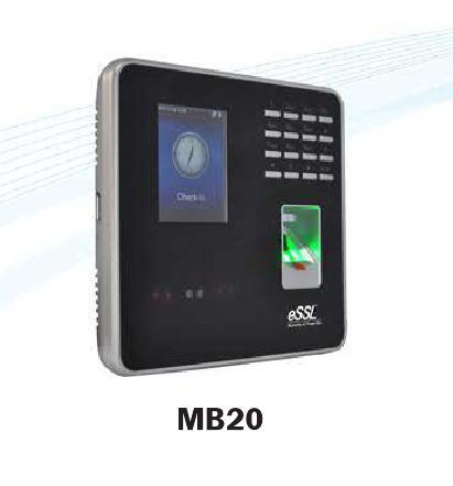 Multi Biometric Time Access Control System