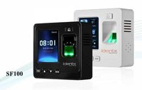 IP Based Fingerprint Time Attendance & Access Control System