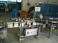 Automatic Vial labeling Machine