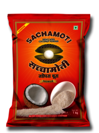 Sachamoti Coconut Powder