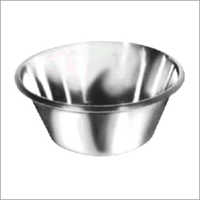 SS Surgical Round Bowl