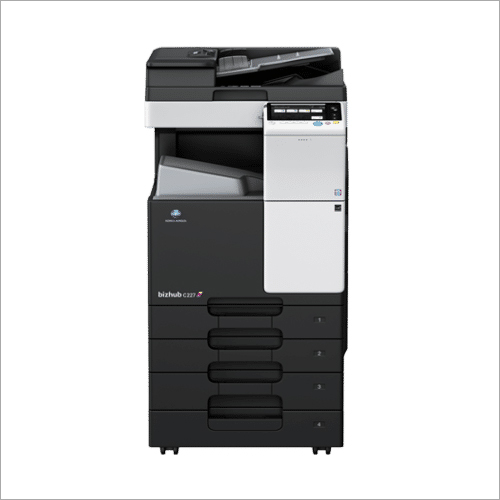 Photocopier machine with Original cover + Hard Disk
