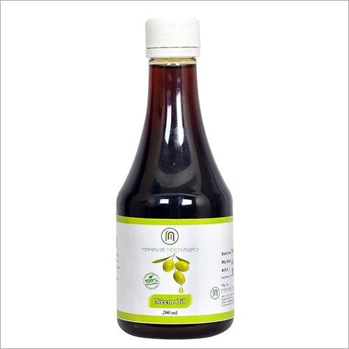 200 ml Natural Neem Oil